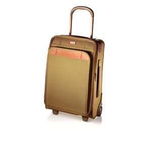 Hartmann Ratio Classic Deluxe Global Carry On Upright in the color Safari.
