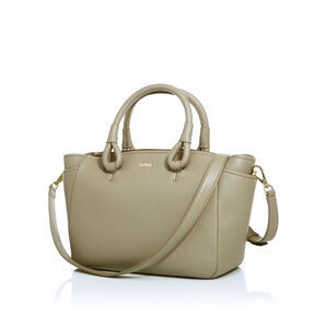 Hartmann Anticca Horizontal Tote in the color Grey.