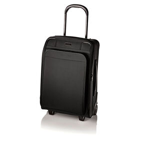 Hartmann Ratio Global Carry On Upright in the color True Black.