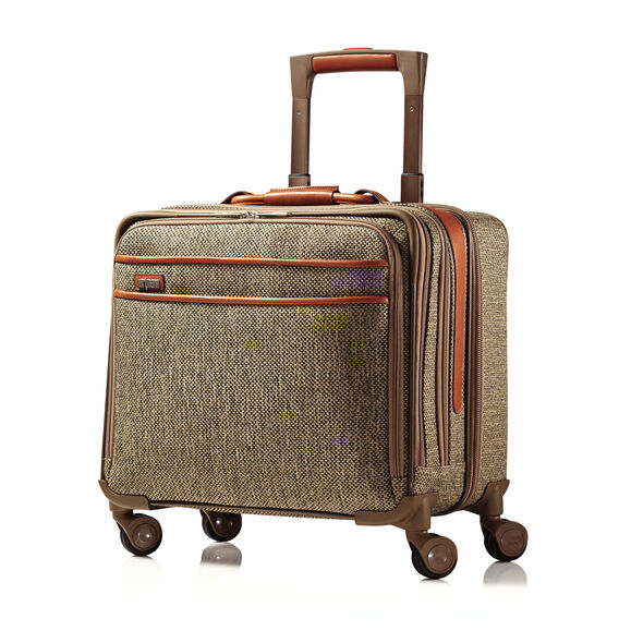 Hartmann Tweed Mobile Office Spinner in the color Natural.
