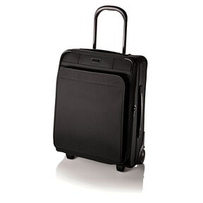 Hartmann Ratio Domestic Carry On Upright in the color True Black.