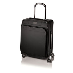 Hartmann Ratio Domestic Carry On Glider in the color True Black.