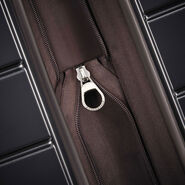 Hartmann Century Hardside Extended Journey Expandable Spinner in the color Graphite/Espresso.