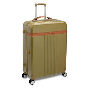 Hartmann PC4 Mobile Traveler Spinner in the color Khaki.