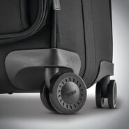 Hartmann Ratio 2 Domestic Carry-On Spinner in the color True Black.