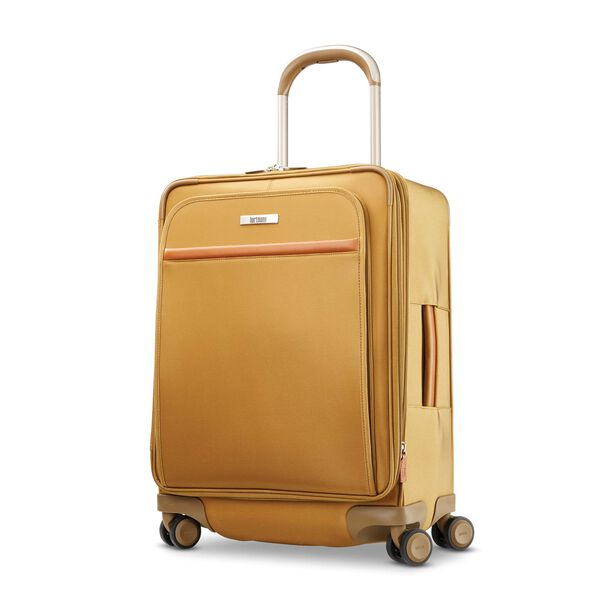 Hartmann Metropolitan 2 Domestic Carry On Expandable Spinner in the color Safari.