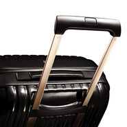 Hartmann InnovAire Global Carry-On Spinner in the color Graphite.
