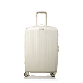 "Hartmann Denovo 28"" Spinner in the color Ivory."