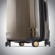 Hartmann Century Deluxe Hardside Medium Journey Spinner in the color Bronze.