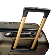Hartmann Vigor Carry On Spinner in the color Bronze.