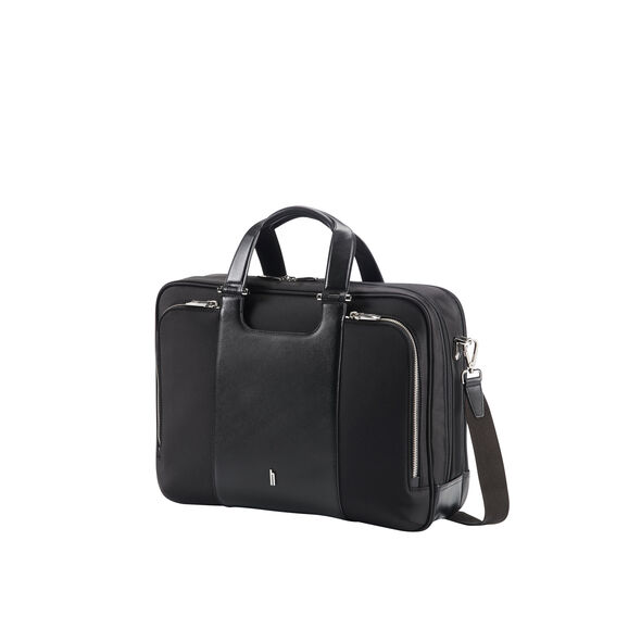 Hartmann JBiznes Briefcase in the color Black.