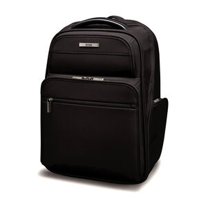 Hartmann Metropolitan Executive Backpack in the color Deep Black.