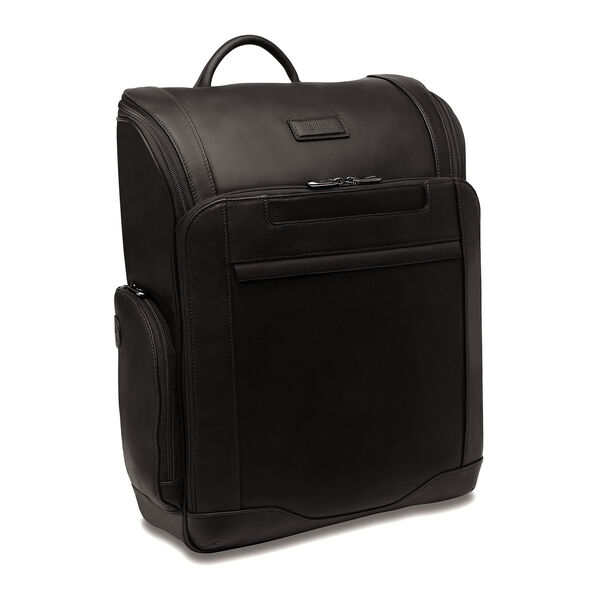 Hartmann Aviator Backpack in the color Black.