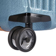 Hartmann 7R Spinner X-Large in the color Sky Blue.