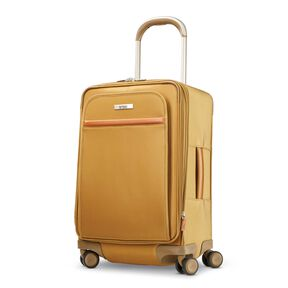 Hartmann Metropolitan 2 Global Carry On Expandable Spinner in the color Safari.