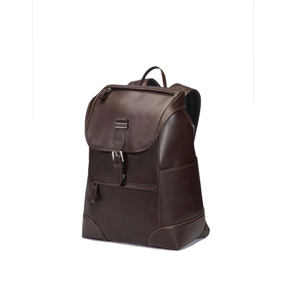 Hartmann Jamestown Backpack in the color Brown.