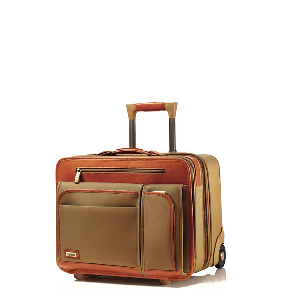 Hartmann Intensity Belting Mobile Office in the color Olive.