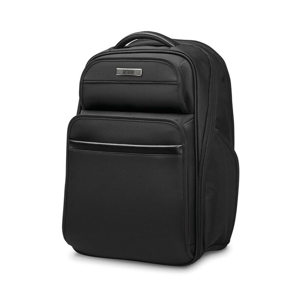Hartmann Metropolitan 2 Executive Backpack in the color Deep Black.