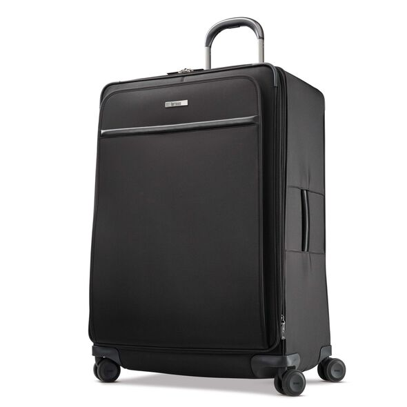 Hartmann Metropolitan 2 Extended Journey Expandable Spinner in the color Deep Black.