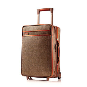 Hartmann Tweed Carry On Upright in the color Natural.