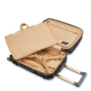 Hartmann Century Deluxe Hardside Carry-On Expandable Spinner in the color Bronze.