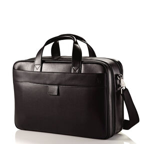 Hartmann Heritage Double Compartment Brief in the color Black.