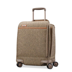 Hartmann Tweed Legend Underseat Carry On Spinner in the color Natural Tweed.