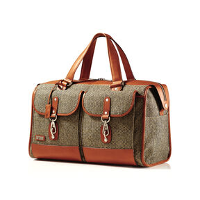 Hartmann Tweed Legacy Duffel in the color Natural.