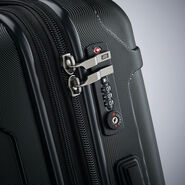 Hartmann Intensity Classic Carry-On Expandable Spinner in the color Black.