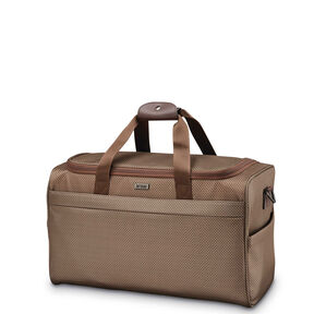 Hartmann Century Travel Duffel in the color Mocha Monogram.
