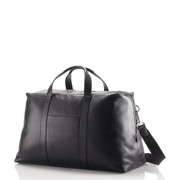 Hartmann Transition Collection Weekender in the color Black.