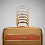 Hartmann Ratio Classic Deluxe 2 Global Carry-On Spinner in the color Safari.