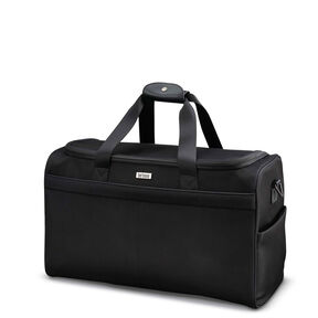 Hartmann Century Travel Duffel in the color Basalt Black.