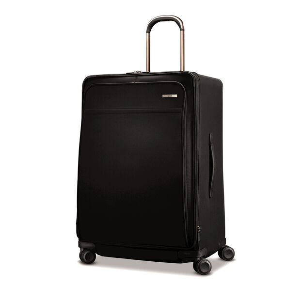 Hartmann Metropolitan Extended Journey Expandable Spinner in the color Deep Black.