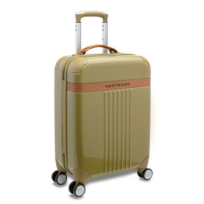 Hartmann PC4 Carry On Hardside Spinner in the color Khaki.
