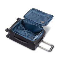 Hartmann Intensity Classic Carry-On Expandable Spinner in the color True Black.