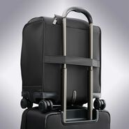 Hartmann Metropolitan 2 Underseat Carry On Spinner in the color Deep Black.