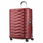 Hartmann Excelsior Long Journey Spinner in the color Ruby Red.
