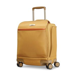 Hartmann Metropolitan 2 Underseat Carry On Spinner in the color Safari.