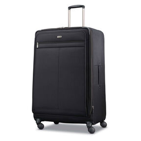 Hartmann Century Extended Journey Expandable Spinner in the color Basalt Black.