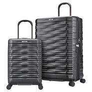 Hartmann Excelsior 2 Piece Spinner Set in the color Brushed Graphite.