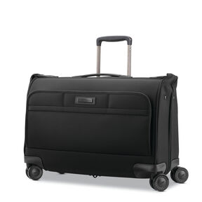 Hartmann Ratio 2 Carry-On Garment Bag Spinner in the color True Black.
