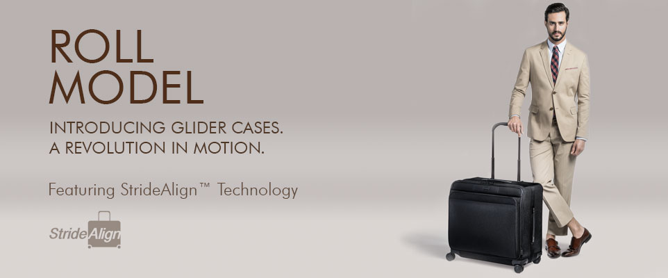 Introducing Hartmann Glider Cases - A Revolution in Motion