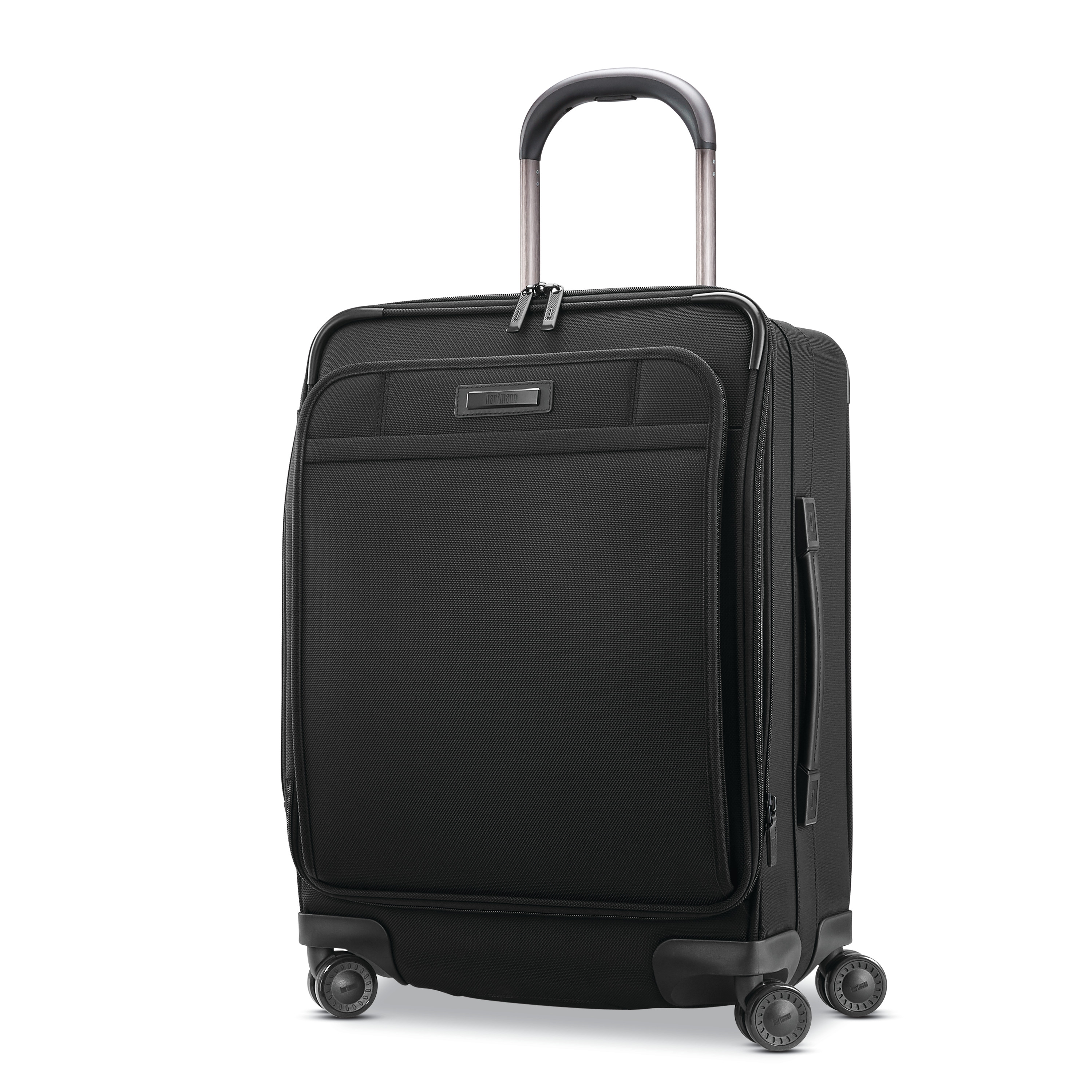 c20c0816a7 Hartmann Ratio 2 Domestic Carry-On Spinner in the color True Black.