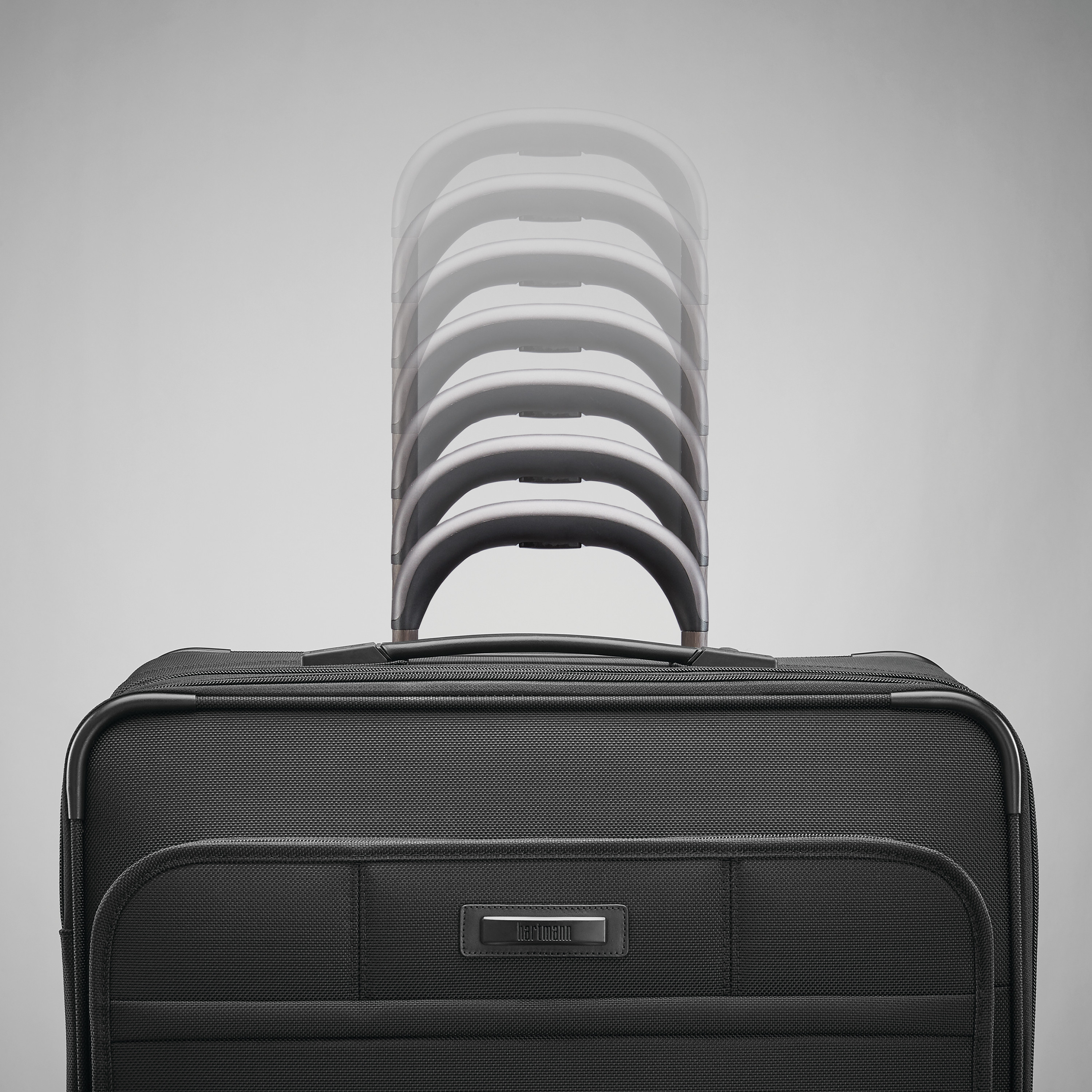 6ffbd1f73e Hartmann Ratio 2 Global Carry-On Spinner in the color True Black.