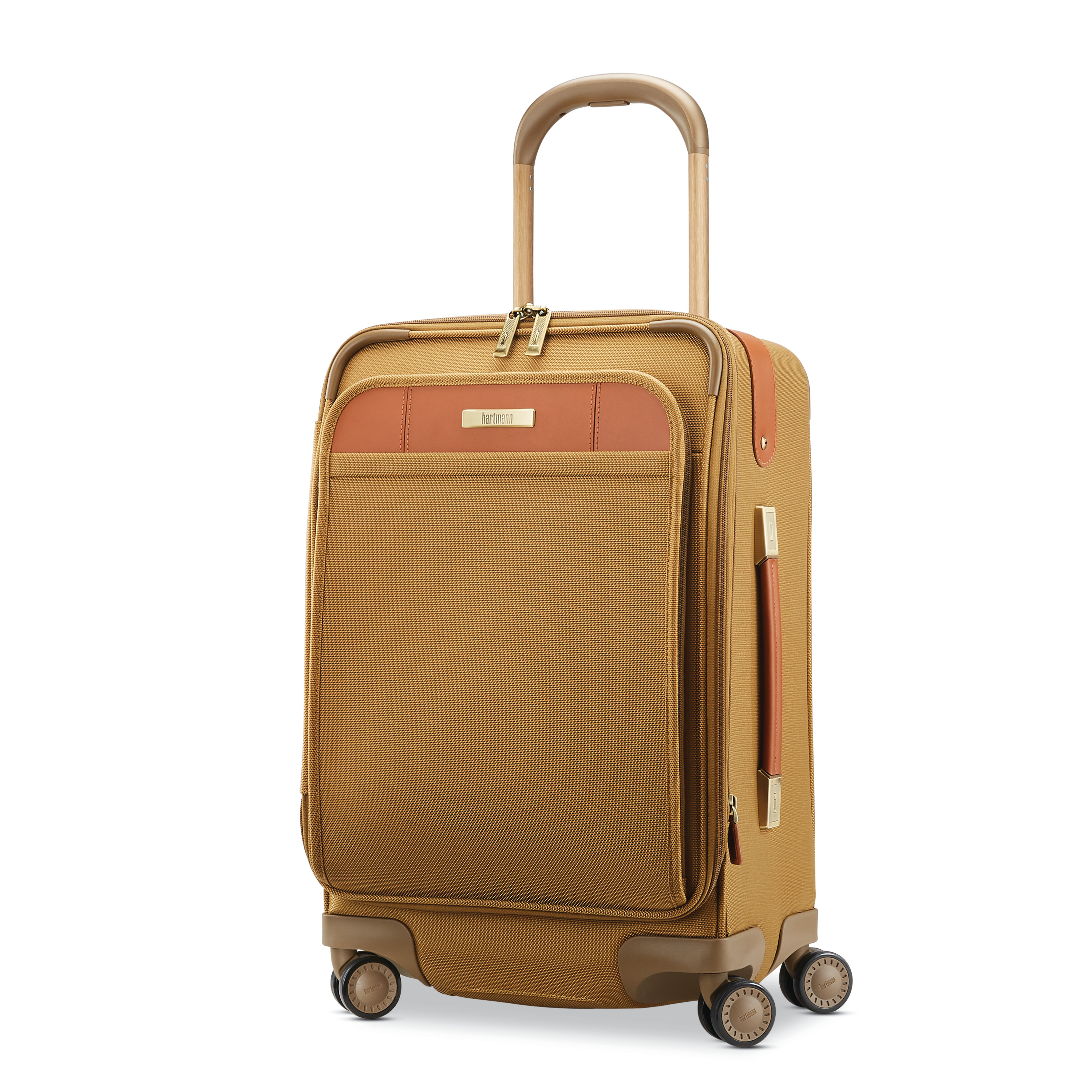 8b8e3814bb04 Hartmann Ratio Classic Deluxe 2 Global Carry-On Spinner in the color  Safari. Loading zoom. new